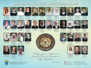 Vocations Poster Consecrated Life