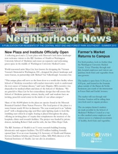 Neighborhood News, 10,000 circ.